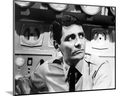 David Hedison - Voyage to the Bottom of the Sea--Mounted Photo