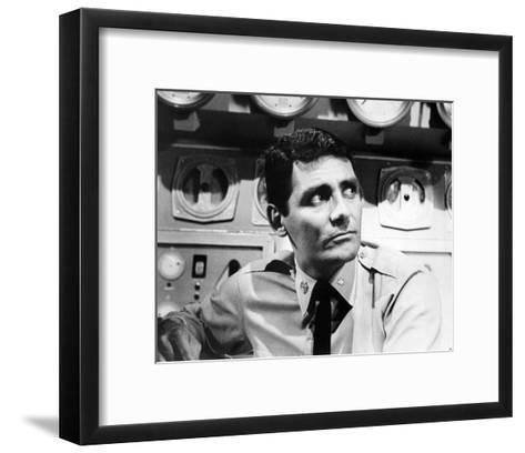 David Hedison - Voyage to the Bottom of the Sea--Framed Art Print
