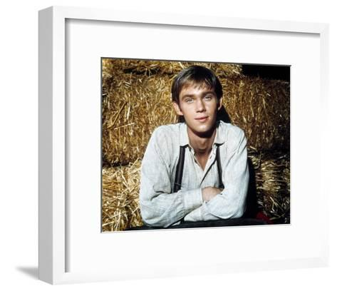 Richard Thomas - The Waltons--Framed Art Print