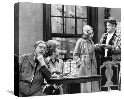The Honeymooners--Stretched Canvas Print