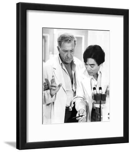 Quincy M.E.--Framed Art Print