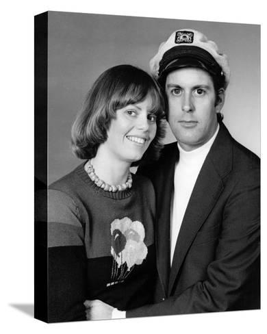 The Captain and Tennille--Stretched Canvas Print