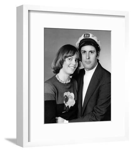 The Captain and Tennille--Framed Art Print