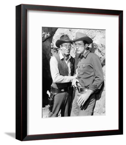The Deputy--Framed Art Print
