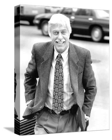 Dick Van Dyke - Diagnosis Murder--Stretched Canvas Print