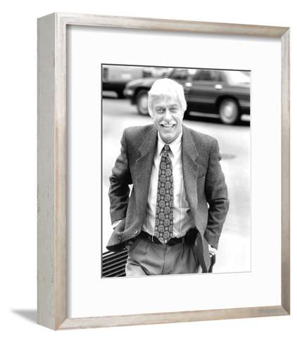 Dick Van Dyke - Diagnosis Murder--Framed Art Print