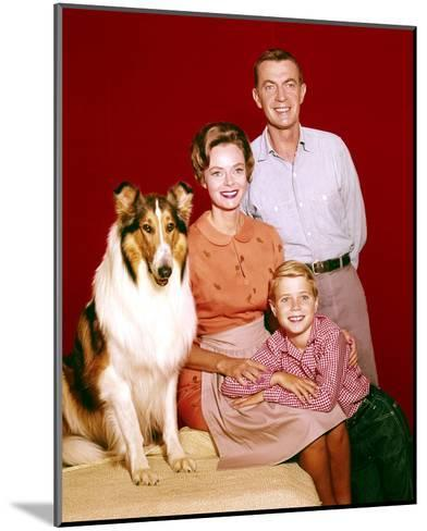Jon Provost - Lassie--Mounted Photo