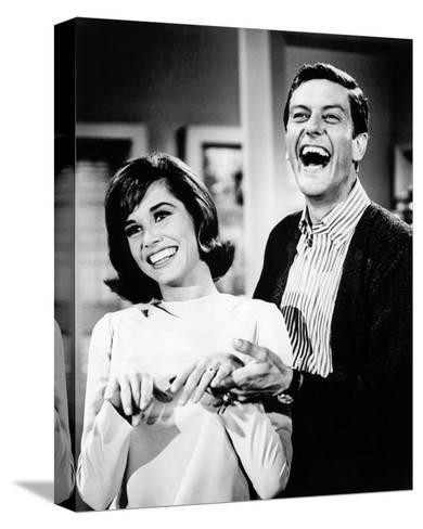 The Dick Van Dyke Show--Stretched Canvas Print