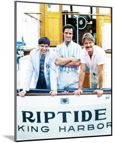 Riptide--Mounted Photo
