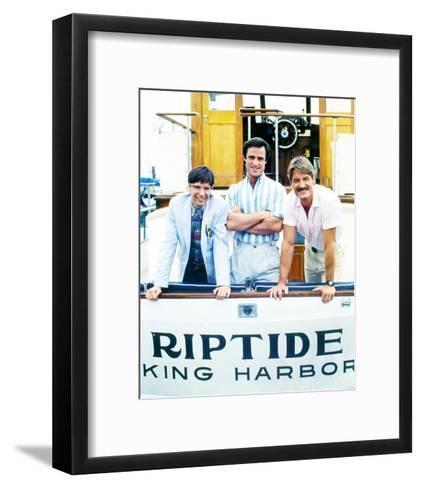 Riptide--Framed Art Print