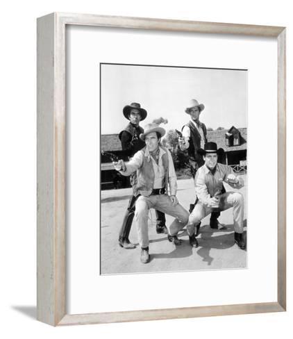 The Dakotas--Framed Art Print