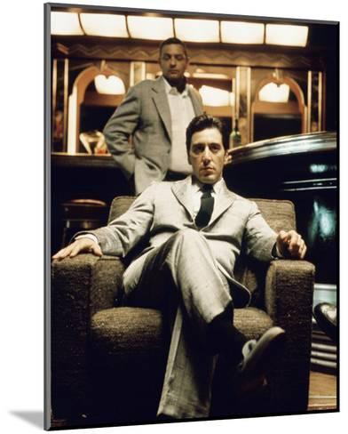 Al Pacino - The Godfather: Part II--Mounted Photo