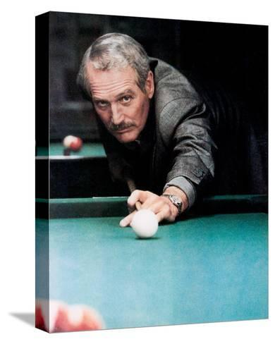 The Color of Money, Paul Newman--Stretched Canvas Print
