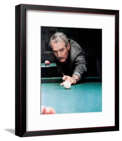 The Color of Money, Paul Newman--Framed Art Print