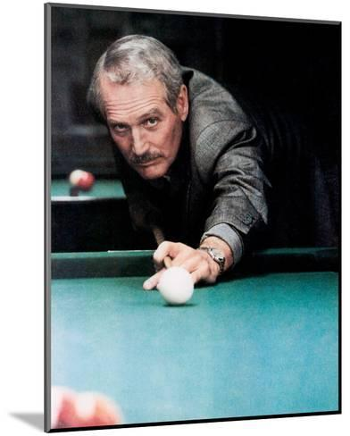 The Color of Money, Paul Newman--Mounted Photo
