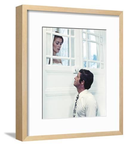La Sirone du Mississipi--Framed Art Print