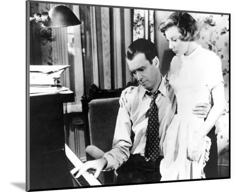 The Glenn Miller Story--Mounted Photo
