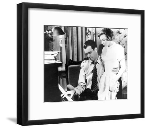 The Glenn Miller Story--Framed Art Print