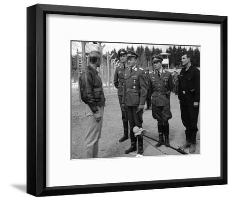 The Great Escape--Framed Art Print