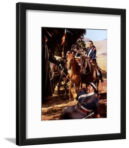 Zorro--Framed Art Print