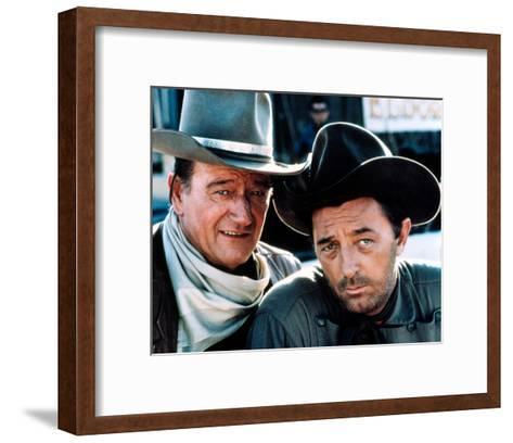 El Dorado--Framed Art Print