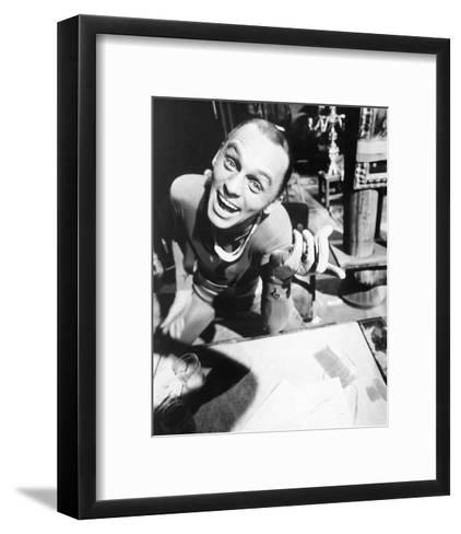Frank Gorshin - Batman--Framed Art Print