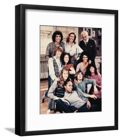 Fame--Framed Art Print