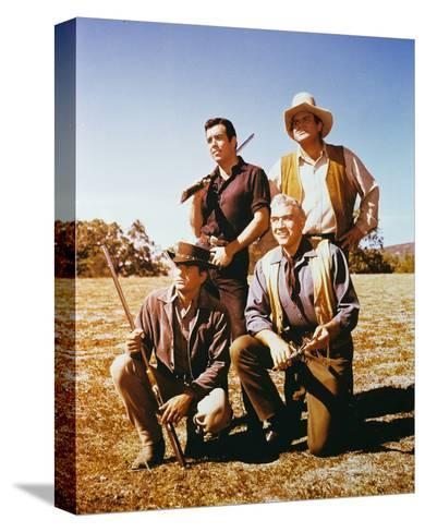Bonanza--Stretched Canvas Print