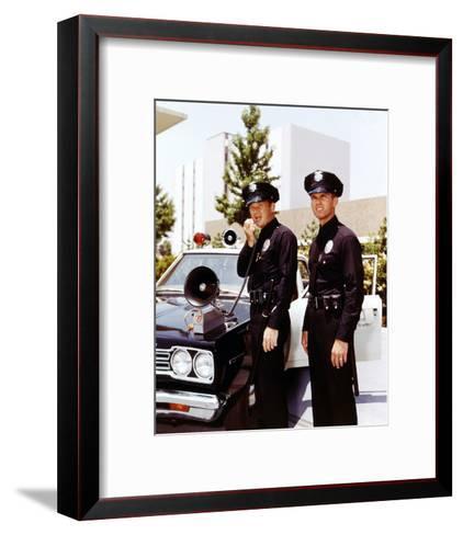 Adam-12--Framed Art Print