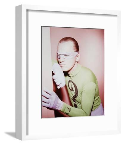 Frank Gorshin--Framed Art Print