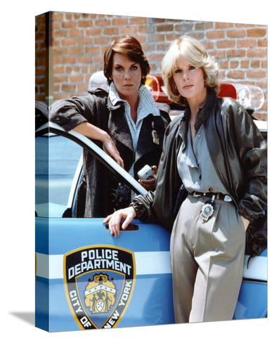 Cagney & Lacey--Stretched Canvas Print