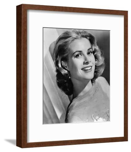 Grace Kelly--Framed Art Print