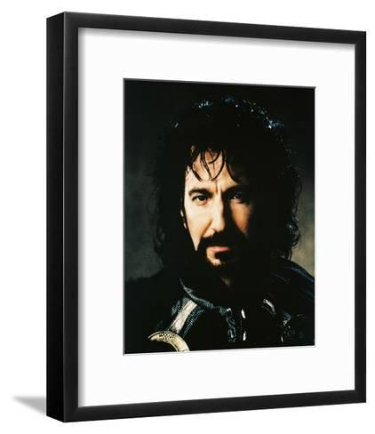 Alan Rickman - Robin Hood: Prince of Thieves--Framed Art Print