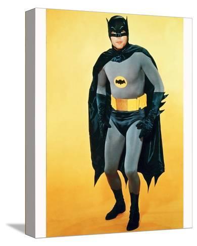 Adam West - Batman--Stretched Canvas Print
