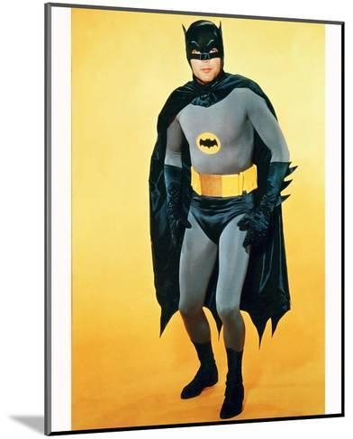 Adam West - Batman--Mounted Photo
