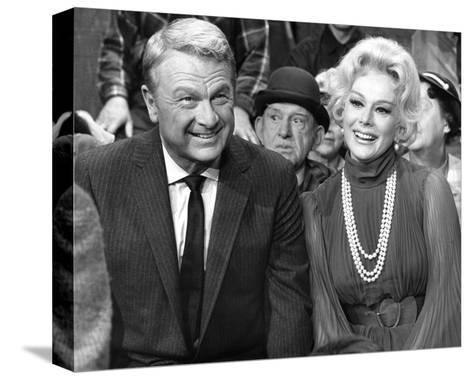 Green Acres--Stretched Canvas Print