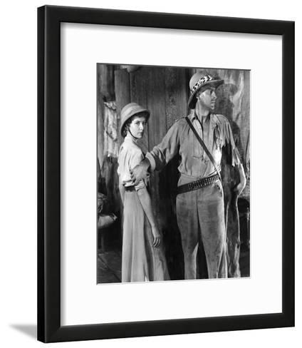 King Solomon's Mines--Framed Art Print