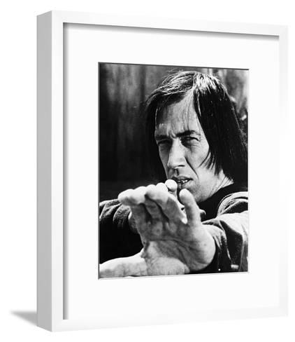 David Carradine - Kung Fu--Framed Art Print