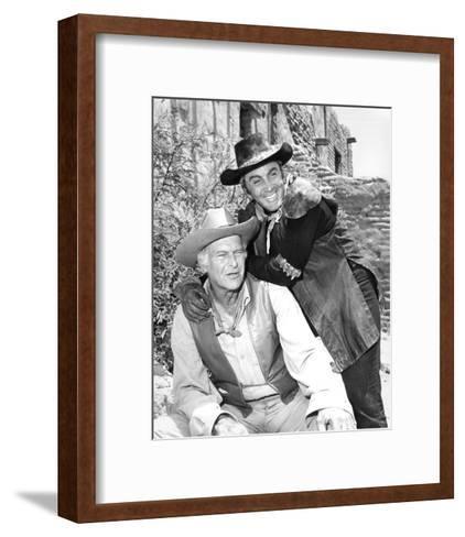 The High Chaparral--Framed Art Print