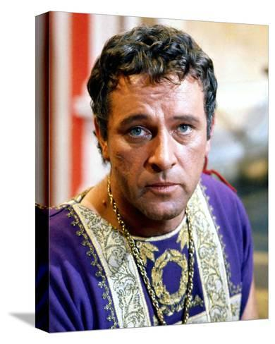 Cleopatra, Richard Burton--Stretched Canvas Print