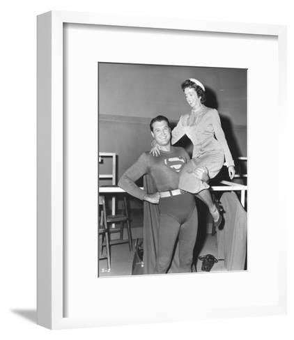 Adventures of Superman--Framed Art Print