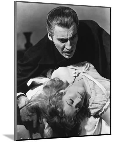 Dracula--Mounted Photo