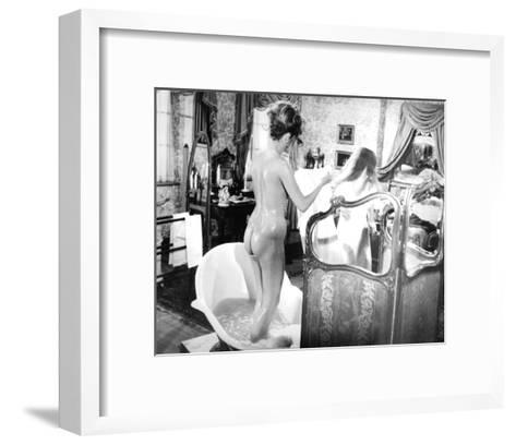 The Vampire Lovers--Framed Art Print