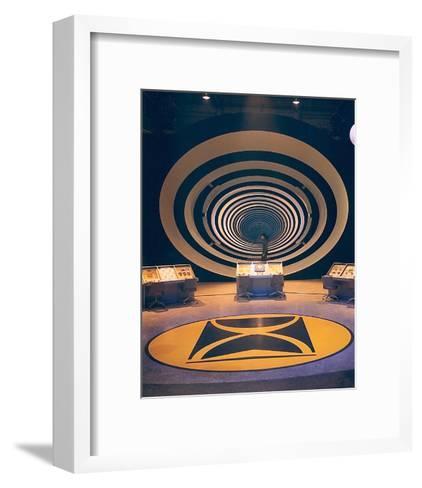 The Time Tunnel--Framed Art Print