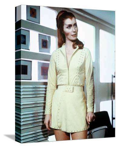 Catherine Schell - Space: 1999--Stretched Canvas Print