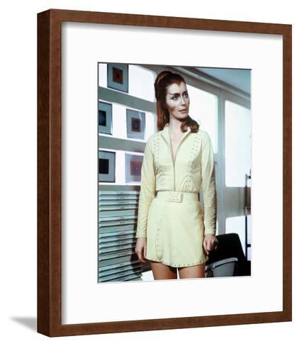 Catherine Schell - Space: 1999--Framed Art Print