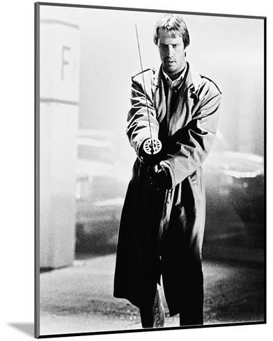 Christopher Lambert - Highlander--Mounted Photo