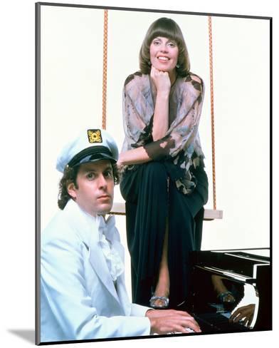 Captain & Tennille--Mounted Photo