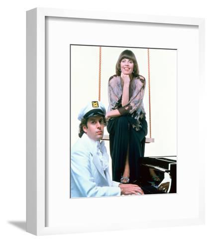 Captain & Tennille--Framed Art Print