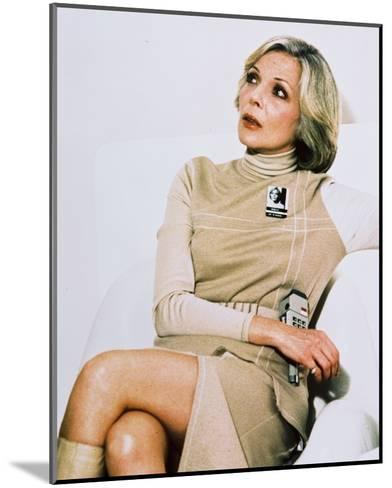 Barbara Bain - Space: 1999--Mounted Photo